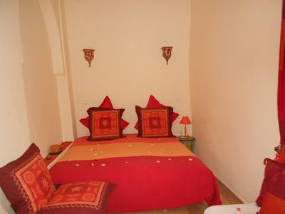 Photo for 4 bed and breakfast, RIAD, CHILDREN, 5 mn Place JEMAA el FNA, medina, cheap