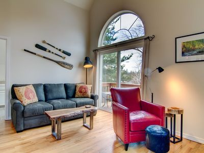 Photo for Shasta Loft in Historic Downtown Bend with Outdoor Sauna