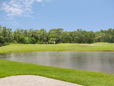 Photo for Golf Course View Townhouse with a 2 Car Garage. Water Views! 1929T