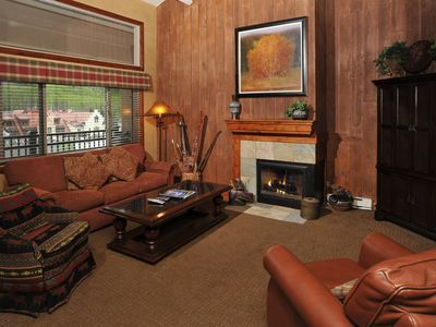 Photo for Splendid Abode Steps from Lionshead Village and Gondola w/ Views and Hot Tub!