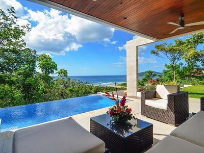 Photo for Fantastic Home in El Tesoro w/ Infinity Pool & Ocean Views