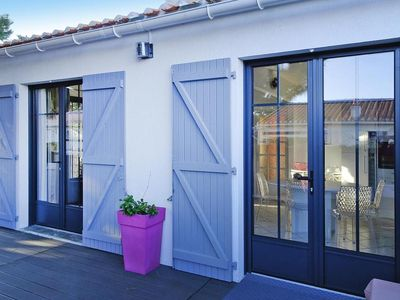 Photo for Semi-detached house, Brétignolles-sur-Mer  in Vendée - 6 persons, 3 bedrooms