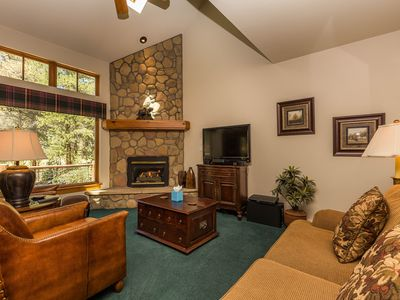 Photo for Townhouse set amongst the Pines, Private Laundry, Deck, Garage, Free WIFI