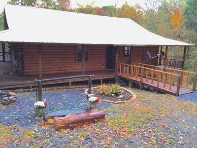 Photo For 2BR Cabin Vacation Rental In Mena, Arkansas