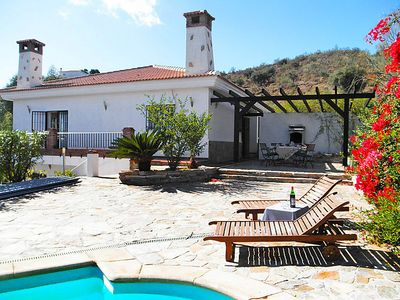 Photo for Vacation home Casa Don Martín in Macharaviaya - 7 persons, 3 bedrooms