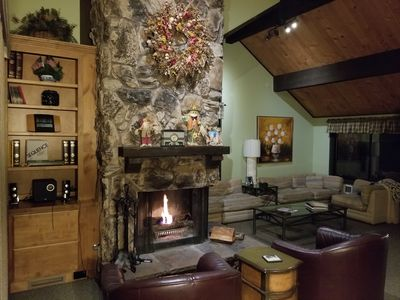 Photo for PREM TOWNHOME w/SPA NEXT TO SNOW SUMMIT MOUNTAIN RESORT - WALK TO THE SKI LIFTS