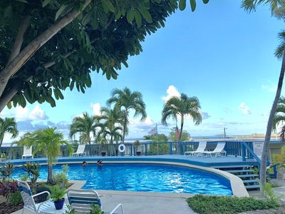 Photo for Caribbean Condo 3 With Pool, Views and AC
