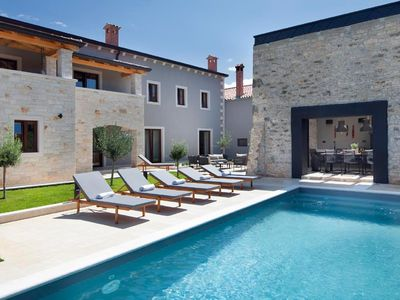 Photo for Holiday house Poreč for 9 - 11 persons with 5 bedrooms - Holiday house