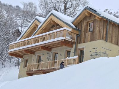 Photo for Charming chalet 17 people
