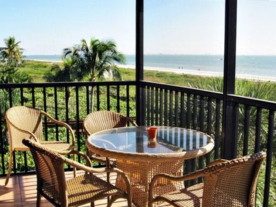 Photo for Awesome Views! Gulf Front Corner Unit with Sunrises (5D3)