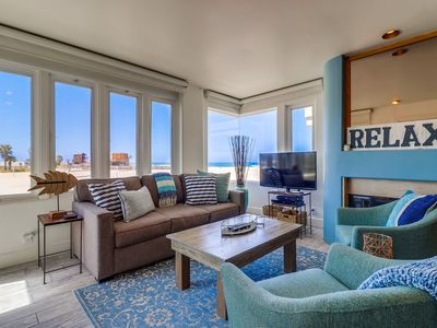 Photo for Newly Renovated Ocean Front (Last Minute Discounts Available)!