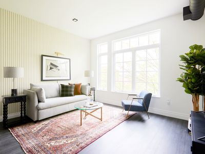 Photo for Sonder | The Lamont | Inviting 1BR + Rooftop