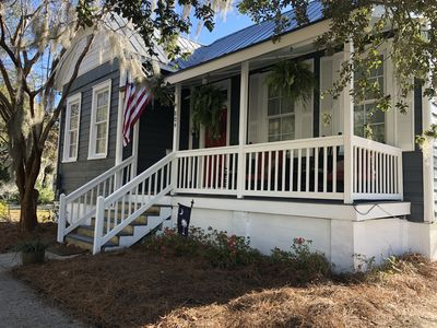 Photo for Recently Renovated Historic Cottage Located in Beaufort