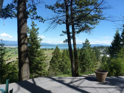 Photo for Scenic View Of Flathead Lake With Mission Mtns In The Background