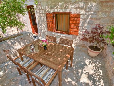 Photo for Holiday house Rudina for 1 - 3 persons with 1 bedroom - Holiday home