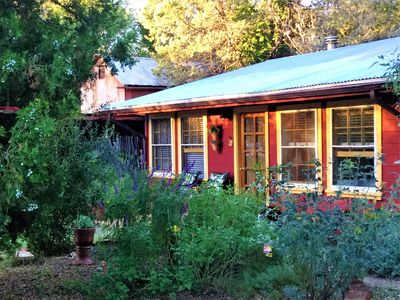 Photo for Newly remodeled spacious casita for relaxing amid bird-friendly gardens.