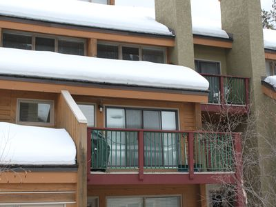 Photo for Luxury  3 Bdrm Condo at Panorama Mountain VillageSki in/Out