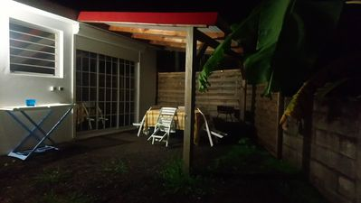 Photo for Holidays Caf F2 bungalow area
