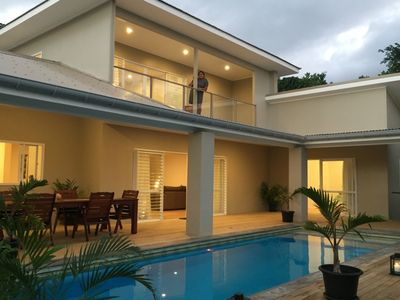 Photo for LeoMae Rarotonga. Stunning home in Titikaveka.