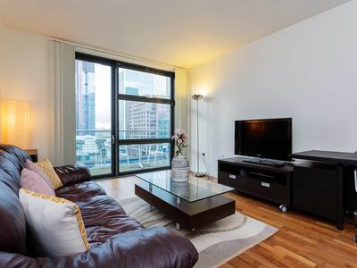 Photo for Swanky Apartment in London near Thames River