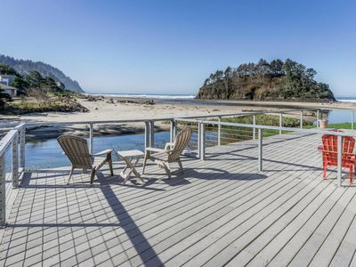 """Photo for Amazing Proposal Rock - Relax and enjoy the """"Amazing"""" oceanfront views!"""