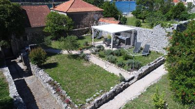 Photo for Waterside Villa near Dubrovnik, close to shops, restaurants, beach and pools