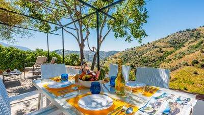 Photo for Villa surrounded by hills in Torrox