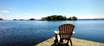 Photo for Private, cozy Cottage in 1,000 Islands area on St. Lawrence River