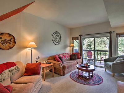 Photo for Fraser Condo w/ Ski Shuttle + Hot Tub Access!