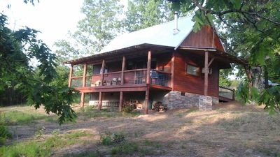 Photo for Osage Creek Cabins - Cozy cabin 1.5 miles from Buffalo River National Park