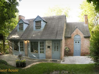 Photo for Charming Carriage House in Quiet Historic District.