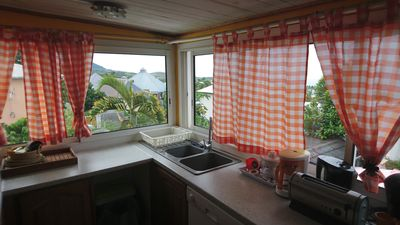 Photo for AT ARLETTE AND PHILIPPE F4 air-conditioned and furnished saint pierre