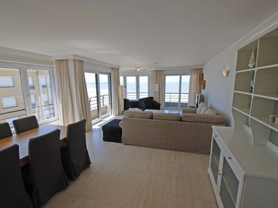 Photo for luxurious apartment on Seawall with south terrace