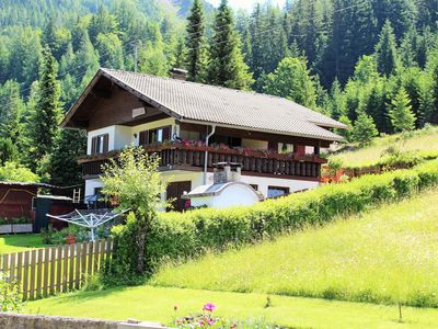 Photo for Apartment in quiet setting close to Meerauge in the Bodental at 1100 metres