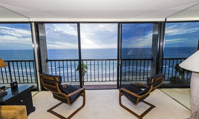 Photo for Oceanfront Luxury Condo, Sounds of the Surf, Beautiful Sunsets