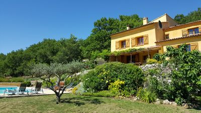 Photo for Provençal Villa With Private Pool