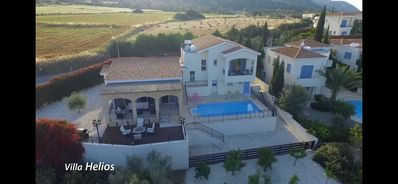 Photo for Luxury Villa with Private Pool, 100 metres from the beach