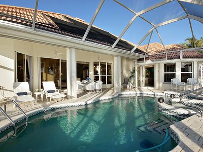 Photo for Roelens Vacations - Villa Four Mile Cove - Cape Coral