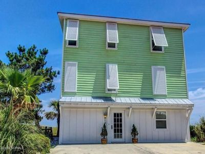Photo for Your Kure Beach House-5BR Oceanfront Home(Rate Incl Linens & Cleaning)