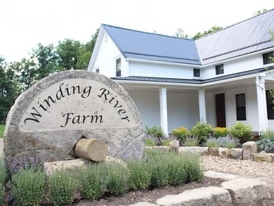 Photo for Midwestern Farm Home Fully Complemented With A Complete And Modern Restoration.