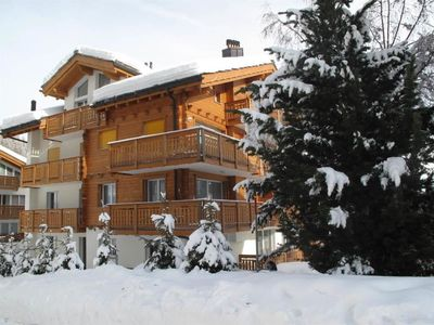 Photo for Nice apartment for 6 people with hot tub, WIFI, TV, balcony and parking