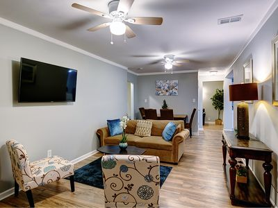 Photo for Personal Retreat, Close to Downtown Atlanta, With free Parking!!!