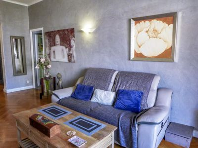 Photo for Apartment Le Galatée in Nice - 2 persons, 1 bedrooms