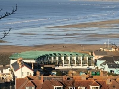 Photo for Westward Ho! Seafront Apartment