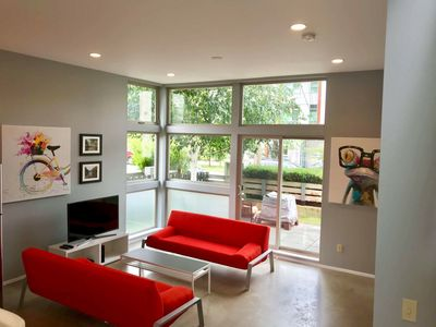 Photo for NEW LISTING: SINGLE-FAMILY MODERN HOME CLOSE TO IT ALL IN THE HEART OF BALLARD