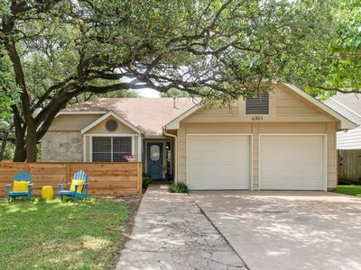 Photo for Family-Friendly Space for Long Weekends or Extended Stays in Suburb of Austin
