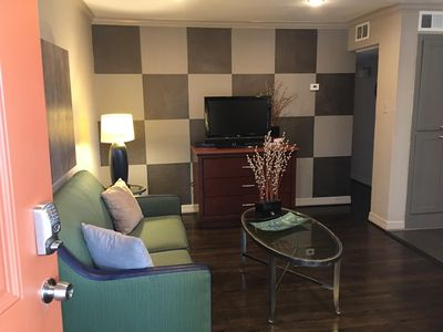 Photo for Chic Downtown/Medical Center Condo - Unit 3 (upstairs)