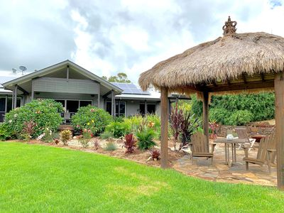 Photo for Welcome to 'Matilda's' a modern house set on 5 lush acres in Byron Hinterland.