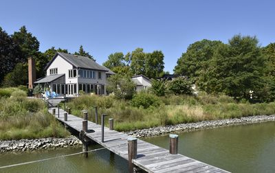 Photo for Contemporary Waterfront Retreat w/Sunrise Views, Pool & Dock