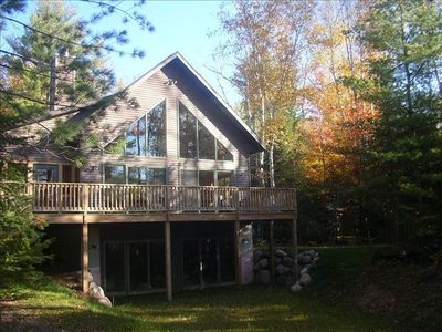 Photo for Turtle Flambeau Flowage Lakefront Cabin